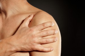 Schulter-schmerzen
