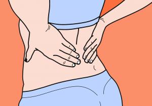 Chiropraktor Berlin Rückenschmerzen Comic