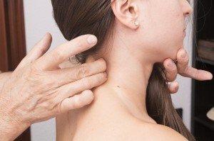 Nackenschmerzen Schulterschmerzen
